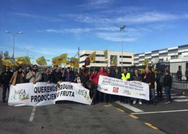 JARC se suma a la manifestació en defensa del sector agrari