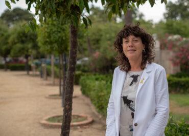 Entrevista a la Consellera d'Agricultura, Ramaderia, Pesca i Alimentació, Teresa Jordà