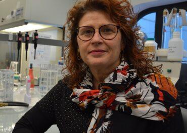 Neus Teixidó, cap del programa postcollita de l'IRTA