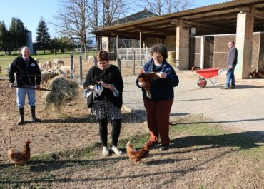 SOCI A SOCI: Can Turró, una Aula d'Entorn Rural a Santa Maria de Palau Tordera (Vallès Oriental)